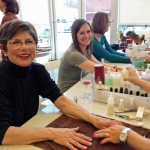 Mani-Pedi Party at SugarCoat